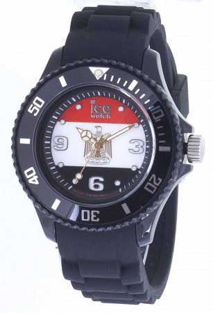 Unisex Ice-World Egypt Small Multicolor Dial Watch