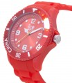 Unisex Ice-World China Big Red Dial Watch